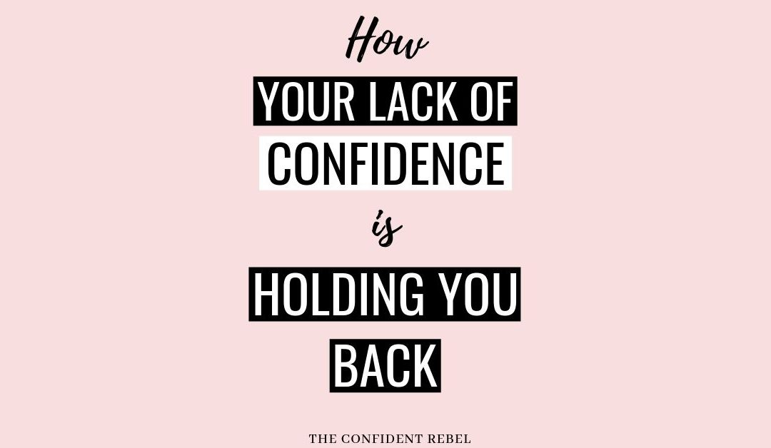 Why Is Confidence SO Important?